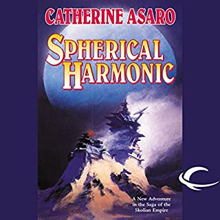 Spherical Harmonic audiobook cover art
