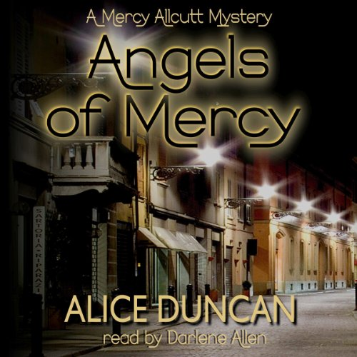 Angels of Mercy audiobook cover art