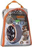 IMPEX 450453 Chaussettes à Neige Textiles, TX3
