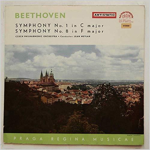 Beethoven - Symphony No.1 In C Major / No.8 In F Major