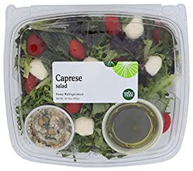 Whole Foods Market, Salad Ready To Eat Caprese, 10.75 Ounce