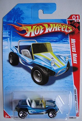 Hot Wheels Race World Beach