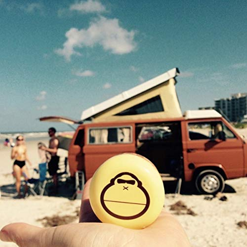 Sun Bum Original Moisturizing Sunscreen Clear Zinc SPF 50 | Vegan and Reef Friendly | Octinoxate & Oxybenzone Free | Broad Spectrum UVA/UVB Sunscreen with Vitamin E | 1 oz | Pack of 2