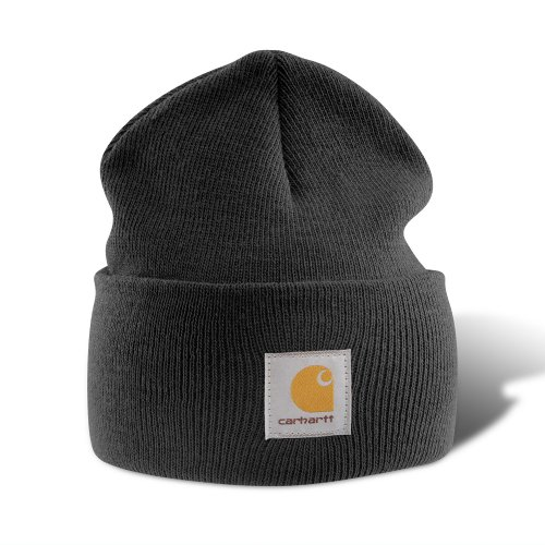 Carhartt A18 Acrylic Watch Hat Beanie black