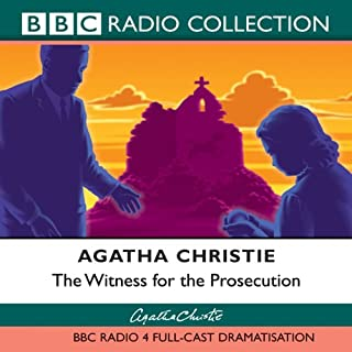 The Witness for the Prosecution (Dramatised) Titelbild