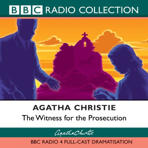 The Witness for the Prosecution (Dramatised) audiobook cover art