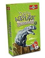 Bioviva - 0101013114 - Jeu De Cartes - Défis Nature - Dinosaures 2