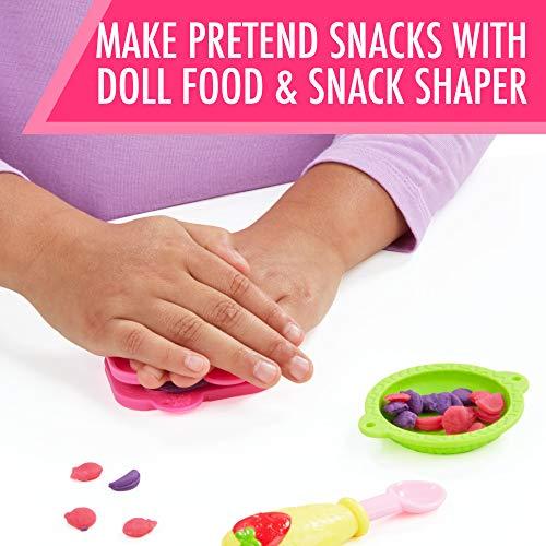Baby Alive Super Snacks Snackin' Lily (African American) (Amazon Exclusive),Multicolor