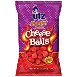 Utz Quality Foods Red Hot Cheddar Cheese...