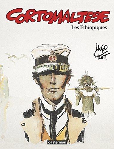 Corto Maltese en couleur, Tome 5 : Les Ethiopiques by Hugo Pratt (2015-09-02)