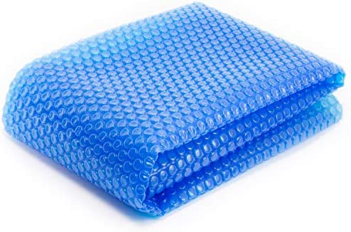 Thermo Float 16 mil 7ft x 7ft Hot Tub Bubble Cover Floating Spa Blanket trimmable Heavy Duty product image