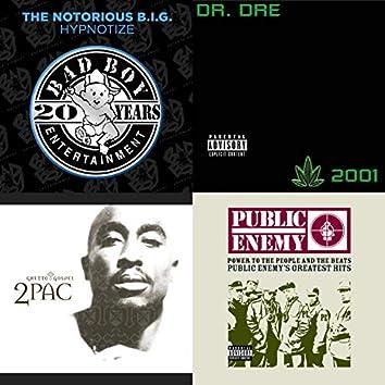 Les classiques du Rap US