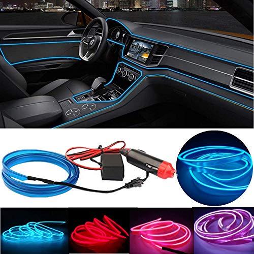 SMD LED Barre Luce Illuminazione Ambiente Illuminazione Interna Blu Neon Rosso FORD