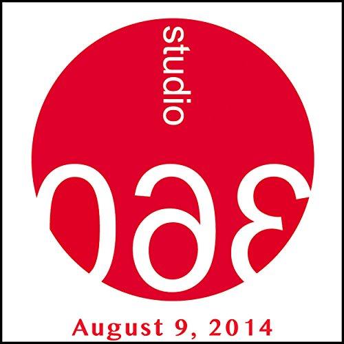 Studio 360: Ralph Steadman's Splatters & Touching Strangers cover art