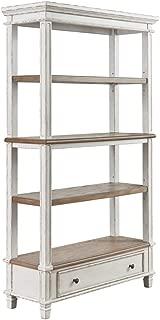 Ashley Furniture Signature Design - Realyn Bookcase - Brown/White