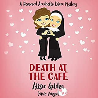Death at the Cafe audiobook cover art