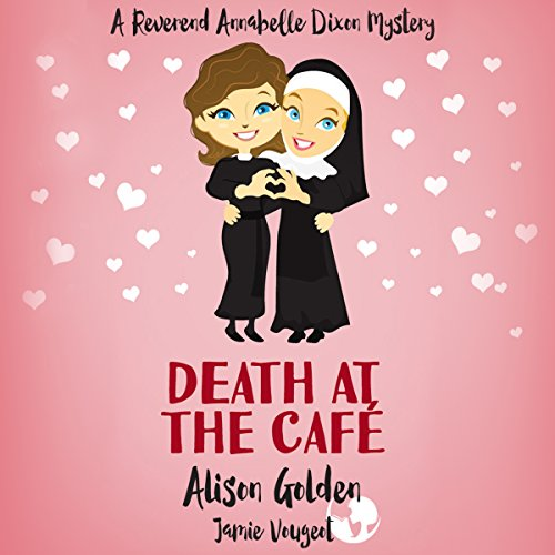 Death at the Cafe cover art