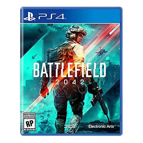 Battlefield 2042 - Standard Edition - Playstation 4