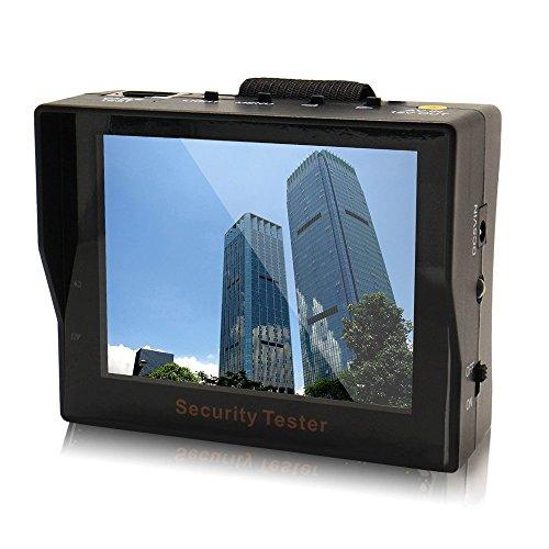 Express Panda 4.3' TFT LED Audio Video Security Tester | Prueba de...
