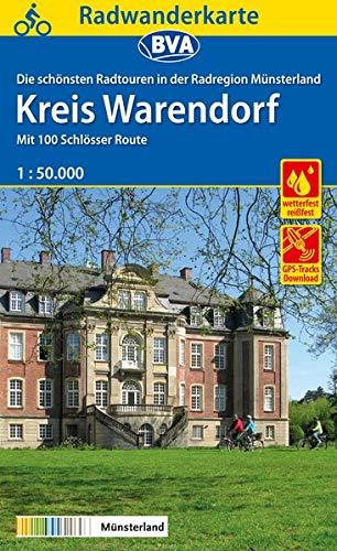 Radwanderkarte BVA Radregion...