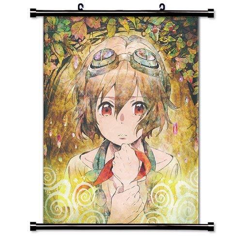 Daaint baby Children of The Whales (Kujira no Kora WA Sajou ni Utau) Anime Fabric Wall Scroll Poster (16x20) Inches