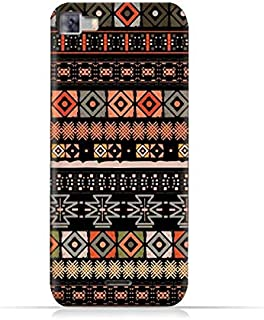 Infinix Zero 3 X552 TPU Silicone Protective Case with Ethnic Boho style Pattern