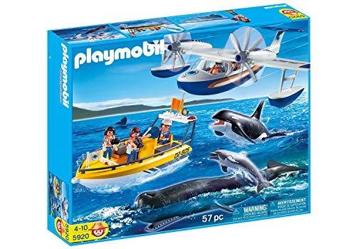PLAYMOBIL® 5920 - Walbeobachtung Meeres-Expedition