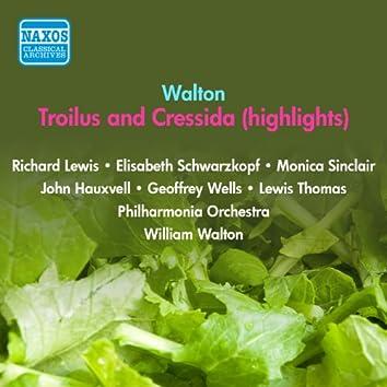 Walton, W.: Troilus and Cressida (Excerpts) (Schwarzkopf, Walton) (1955)