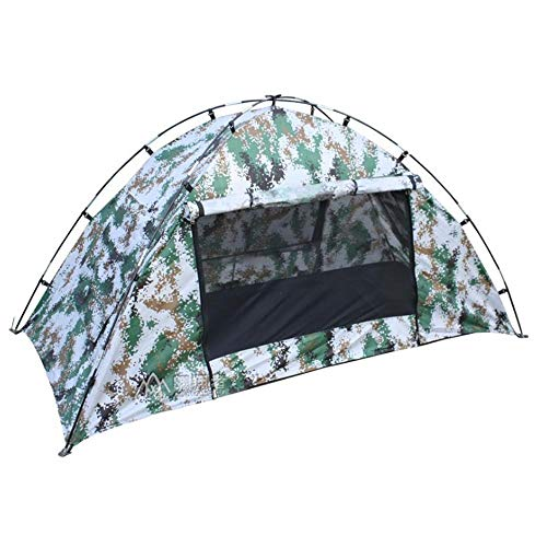 JLFSDB Tent Camping Tent Cabin Tent Beach Tent With A Closable Door For 1 Man, Automatic Sun Tents Anti UV For Beach, Garden Instant Cabin Tent