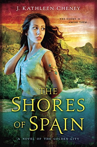 The Shores of Spain (The Golden City Book 3) (English Edition)