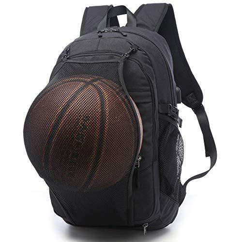 Mochilas deportivas de baloncesto para ordenador portátil, fútbol con...