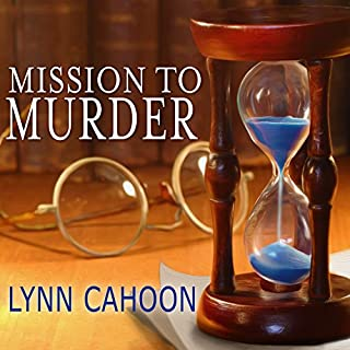 Mission to Murder audiobook cover art
