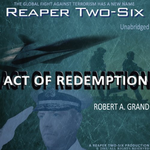 Reaper Two-Six audiobook cover art