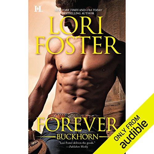 Forever Buckhorn audiobook cover art