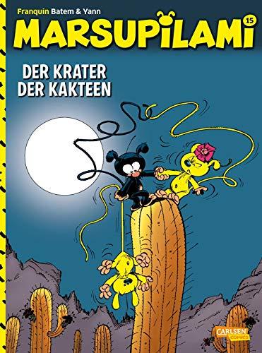 Marsupilami 15: Der Krater der Kakteen: Abenteuercomics für Kinder ab 8 (15)