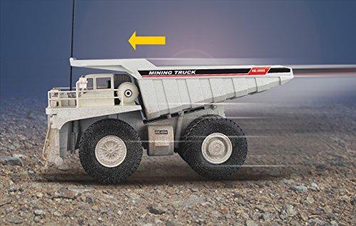 RC Baufahrzeug kaufen Baufahrzeug Bild 1: Torro 808 - Muldenkipper Baufahrzeug*