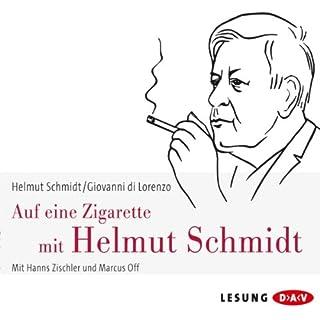 Auf eine Zigarette mit Helmut Schmidt                   Autor:                                                                                                                                 Helmut Schmidt,                                                                                        Giovanni di Lorenzo                               Sprecher:                                                                                                                                 Hanns Zischer,                                                                                        Marcus Off                      Spieldauer: 3 Std. und 45 Min.     63 Bewertungen     Gesamt 4,6