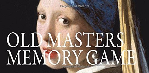 Old Masters Memory Game by Mieke Gerritzen (2015-09-01)