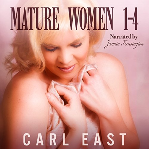 Mature Women 1 to 4 audiobook cover art