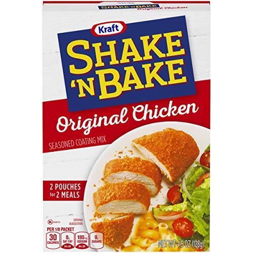 Kraft Shake n Bake - Original Chicken (128g)