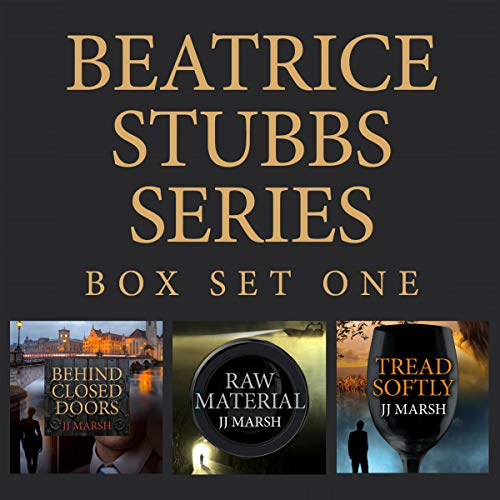 The Beatrice Stubbs Series Boxset One cover art
