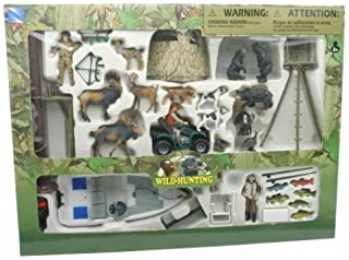Best wild hunting playset Reviews
