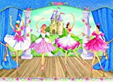 Ravensburger Fairytale Ballet - 60 Piece Jigsaw Puzzle for Kids – Every Piece is Unique, Pieces Fit Together Perfectly