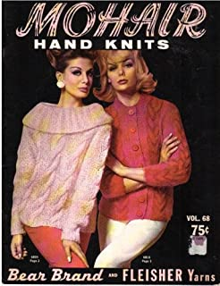 Mohair Hand Knits (Volume 68)