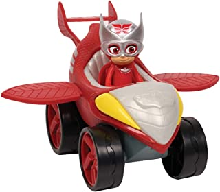 PJ Masks - Vehículo turbo Buhíta Power Racers (Bandai 95387)