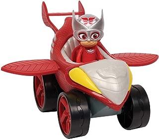 PJ Masks Power Racer - Owlette & Owl-Glider