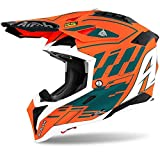 Airoh Helmet Aviator 3 Rampage Orange Gloss M