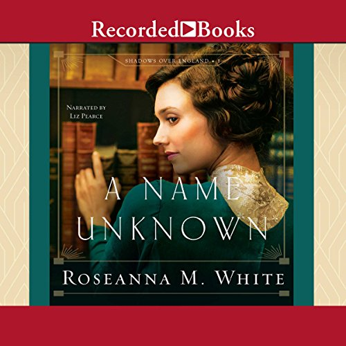 A Name Unknown audiobook cover art