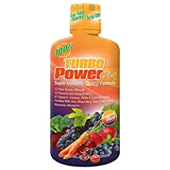 Immune System Support to help beat colds, flu and viruses Features: Vitamin D3 - 500IU - 125% Daily Value Drink 1 oz. cap-full each day = 1 month supply Fast Absorption from liquid vitamins and minerals Perfect for Essential Workers