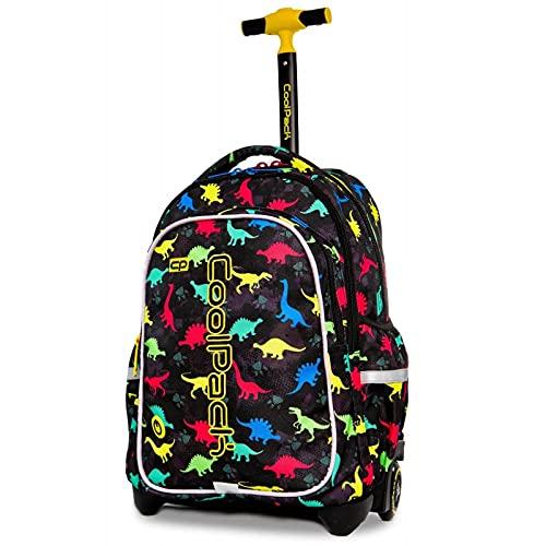 Coolpack Avengers trolley rugzak met telescoopgreep schoolrugzak kinderen rugzak op wielen 24 l koffer licentie…